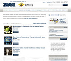 BFI Summit Website Design