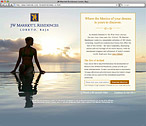 JW Marriott Website Design