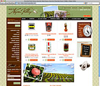 Made In Napa Valley Website Design