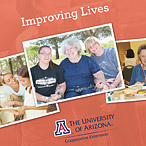 University of Arizona Cooperative Extension brochure designs
